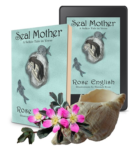 Seal Mother cover & kindle